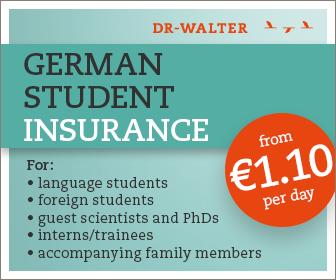 GERMAN STUDENT INSURANCE